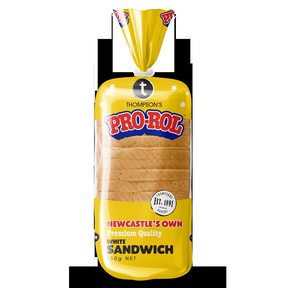 Pro-Rol White Sandwich Bread